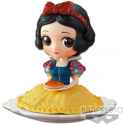 Фигурка Banpresto Snow White and the Seven Dwarfs - Q Posket Sugirly Disney Characters - Snow White (A Normal color) BP35603P (12 см)