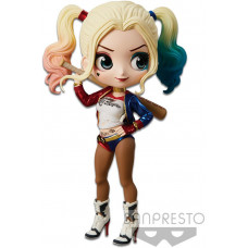 Фигурка Suicide Squad - Q posket - Harley Quinn (Normal color ver) (14 см)