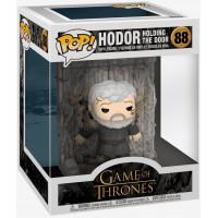 Фигурка Game of Thrones - POP! Deluxe - Hodor Holding the Door (12.5 см)