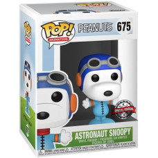Фигурка Peanuts - POP! Animation - Astronaut Snoopy (No Helmet) (Exc) (9.5 см)