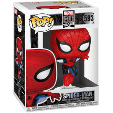Головотряс Marvel 80 Years - POP! - Spider-Man (9.5 см)