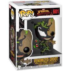 Головотряс Spider-Man: Maximum Venom - POP! - Venomized Groot (9.5 см)