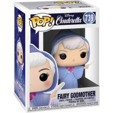 Фигурка Cinderella - POP! - Fairy Godmother (9.5 см)