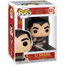 Фигурка Mulan - POP! - Li Shang (9.5 см)