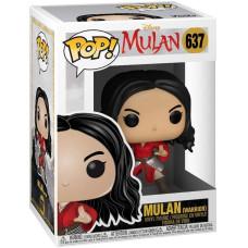 Фигурка Mulan - POP! - Mulan (Warrior) (9.5 см)