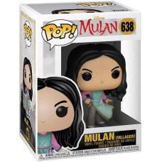 Фигурка Mulan - POP! - Mulan (Villager) (9.5 см)