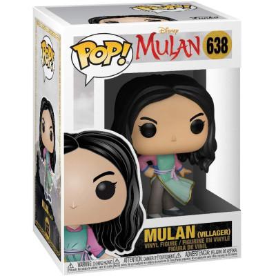 Фигурка Funko Mulan - POP! - Mulan (Villager) 46097 (9.5 см)