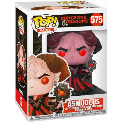 Фигурка Funko Dungeons & Dragons - POP! Games - Asmodeus 45116 (9.5 см)