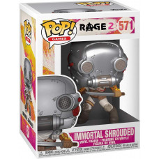 Фигурка Rage 2 - POP! Games - Immortal Shrouded (9.5 см)