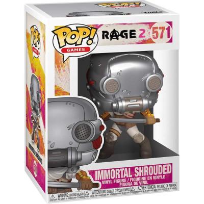 Фигурка Funko Rage 2 - POP! Games - Immortal Shrouded 45112 (9.5 см)