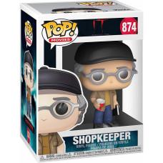 Фигурка IT: Chapter Two - POP! Movies - Shopkeeper (9.5 см)