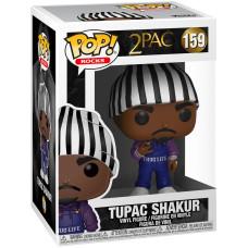 Фигурка 2Pac - POP! Rocks - Tupac Shakus (Thug Life Overalls) (Exc) (9.5 см)