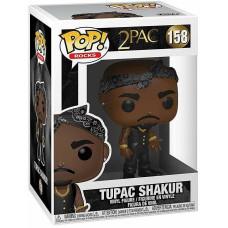 Фигурка 2Pac - POP! Rocks - Tupac Shakus (Vest with Bandana) (9.5 см)
