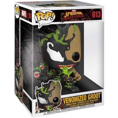 Фигурка Funko Головотряс Spider-Man: Maximum Venom - POP! - Venomized Groot 46866 (25.5 см)