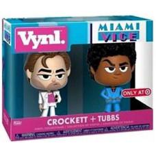 Набор фигурок Miami Vice - Vynl - Crockett + Tubbs (Exc) (9.5 см)