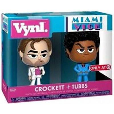 Набор фигурок Funko Miami Vice - Vynl - Crockett + Tubbs (Exc) 45030 (9.5 см)