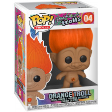 Фигурка Good Luck Trolls - POP! Trolls - Orange Troll (9.5 см)