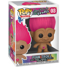 Фигурка Good Luck Trolls - POP! Trolls - Pink Troll (9.5 см)