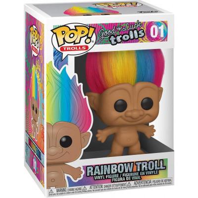 Фигурка Funko Good Luck Trolls - POP! Trolls - Rainbow Troll 44604 (9.5 см)