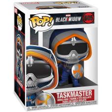 Головотряс Black Widow - POP! - Taskmaster (with Shield) (9.5 см)