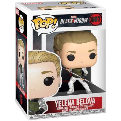 Фигурка Funko Головотряс Black Widow - POP! - Yelena Belova 46687 (9.5 см)