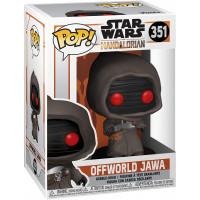 Головотряс Star Wars: The Mandalorian - POP! - Offworld Jawa (9.5 см)