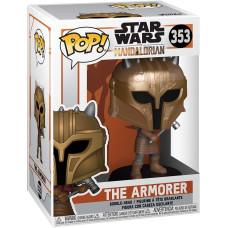 Головотряс Star Wars: The Mandalorian - POP! - The Armorer (9.5 см)