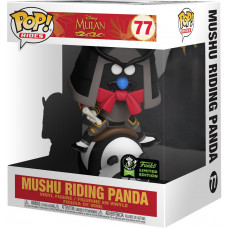 Фигурка Mulan - POP! Rides - Mushu Riding Panda (Exc) (15 см)