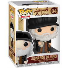 Фигурка POP! Artists - Leonardo da Vinci (9.5 см)