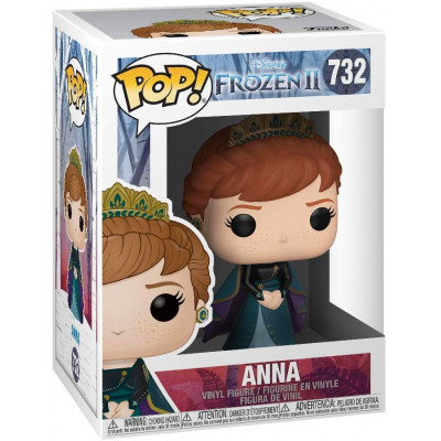 Фигурка Funko Frozen 2 - POP! - Anna (Epilogue Dress) 46583 (9.5 см)
