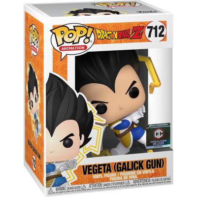 Фигурка Funko Dragon Ball Z - POP! Animation - Vegeta (Galick Gun) (Exc) 46058 (9.5 см)