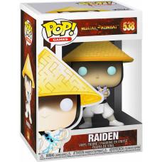 Фигурка Mortal Kombat - POP! Games - Raiden (9.5 см)