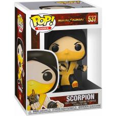 Фигурка Mortal Kombat - POP! Games - Scorpion (9.5 см)
