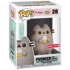 Фигурка Pusheen - POP! - Pusheen with Cupcake (Exc) (9.5 см)
