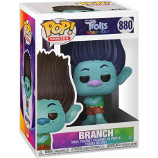 Фигурка Trolls World Tour - POP! Movies - Branch (9.5 см)