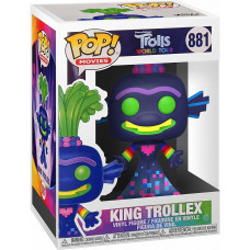 Фигурка Trolls World Tour - POP! Movies - King Trollex (9.5 см)