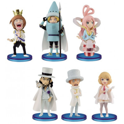 Фигурка Banpresto One Piece - World Collectable Figure - Level Y2 (1 шт, 7 см) 39848
