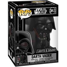 Головотряс Star Wars - POP! - Darth Vader (Lights & Sound) (9.5 см)