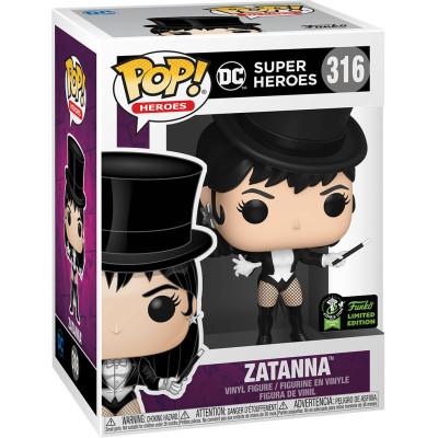 Фигурка Funko DC: Super Heroes - POP! Heroes - Zatanna 45907 (9.5 см)