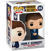 Фигурка American History - POP! Icons - John F Kennedy (9.5 см)
