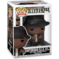 Фигурка Notorious B.I.G - POP! Rocks - Notorious B.I.G with Fedora (9.5 см)