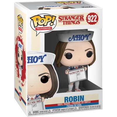 Фигурка Funko Stranger Things - POP! TV - Robin 47203 (9.5 см)