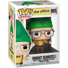 Фигурка The Office - POP! TV - Dwight Schrute as Elf (9.5 см)