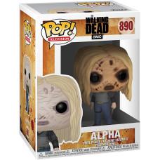 Фигурка The Walking Dead - POP! TV - Alpha (with Mask) (9.5 см)
