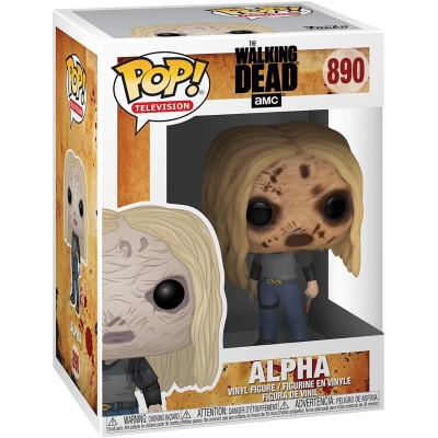 Фигурка Funko The Walking Dead - POP! TV - Alpha (with Mask) 43535 (9.5 см)