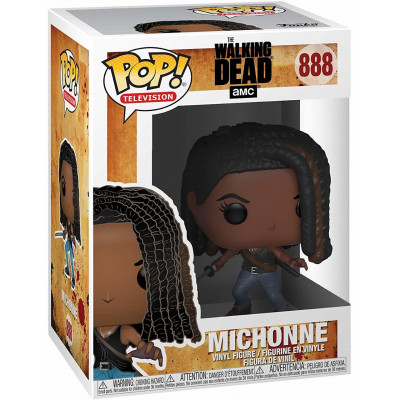 Фигурка Funko The Walking Dead - POP! TV - Michonne 43536 (9.5 см)