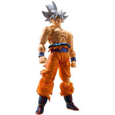 Фигурка Tamashii Nations Dragon Ball Super - S.H.Figuarts - Son Goku (Ultra Instinct) 55541-0 (14 см)