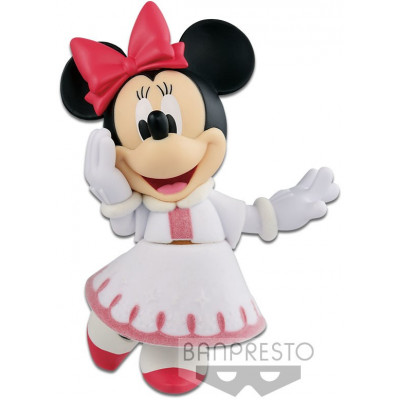 Фигурка Banpresto Mickey Mouse - Fluffy Puffy Disney Characters - Minnie BP19956P (10 см)
