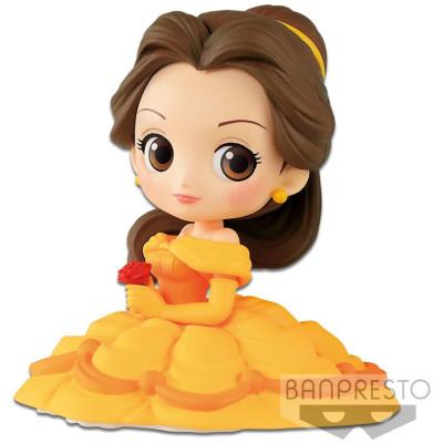 Фигурка Banpresto Beauty and the Beast - Q Posket Petit Disney Characters - Belle 19974 (4 см)