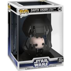 Головотряс Star Wars: 40th The Empire Strikes Back - POP! Deluxe - Darth Vader in Meditation Chamber (18 см)